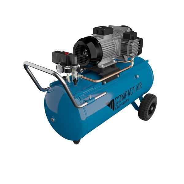 Gentilin Kompresor bezolejowy CK330/100 90 litrów